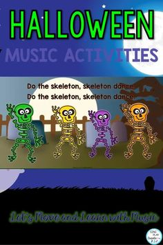 Halloween 2020 Theme Mp3 500+ HALLOWEEN MUSIC AND MOVEMENT ACTIVITIES ideas in 2020 | music