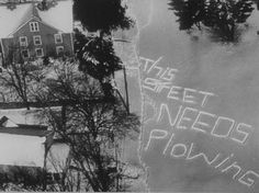 The Blizzard of '78 - A message to those above in Cranston, Rhode Island
