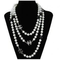 My Chanel Pearls are by far a piece that no matter how crumby my day is a total pick me up!!!