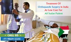 Budget Joint Surgery Packages For Sudan Citizen Giving A Boost To Health Tourism To India From Sudan