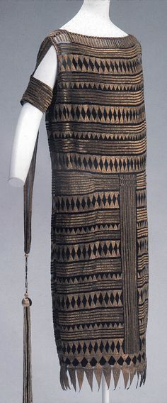 Evening dress, Vionn