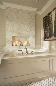 Candles are a Great Way to Accessorise your #Bathroom.