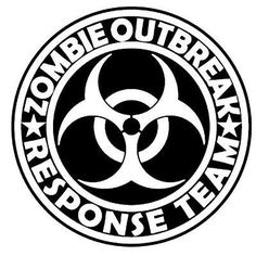 Zombie Outbreak Response Team Vinyl Decal Window Jeep Truck Car Laptop Sticker   eBay Motors, Parts & Accessories, Car & Truck Parts   eBay!