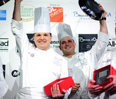 BOCUSE D'OR 2012: RICHARD ROSENDALE TAKES FIRST PLACE IN USA FINALS (These chefs are superhuman!)