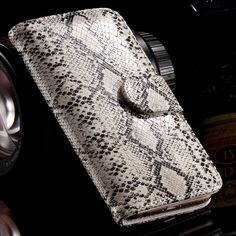 Snake Skin Leather Case for iPhone //Price: $8.59 & FREE Shipping //     #case.deals#iphone case#smartphone cases