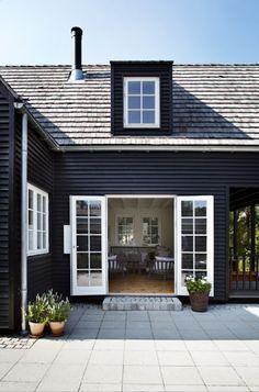 simple swedish exterior.