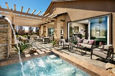 Franklin Park at Providence is an outstanding new home community in Las Vegas…