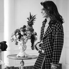 Princess Caroline Of Monaco, January 1, Royal Fashion, Royalty, Chanel, Instagram, Singapore, Charlotte Casiraghi, Royals