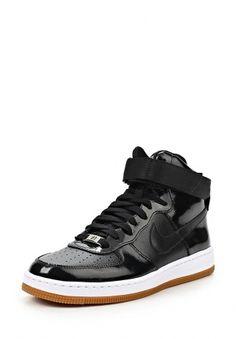 Nike Air Force 1 Low Black & Gum Footaction Star