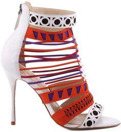 #Lakisha #colorful #schutzshoes #schutz #sexyheels