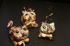 mini gatti  #marinamarchetti#le cartapeste#opere dell'ingegno#fFerrara#mercatini#fatto a mano