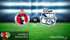 Tijuana vs Puebla ¡En vivo por internet!   Jornada 16 del Clausura 2016 - https://webadictos.com/2016/04/29/tijuana-vs-puebla-clausura-2016/?utm_source=PN&utm_medium=Pinterest&utm_campaign=PN%2Bposts