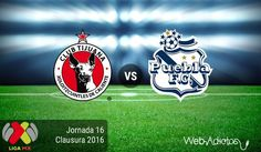 Tijuana vs Puebla ¡En vivo por internet! | Jornada 16 del Clausura 2016 - https://webadictos.com/2016/04/29/tijuana-vs-puebla-clausura-2016/?utm_source=PN&utm_medium=Pinterest&utm_campaign=PN%2Bposts