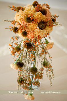 love this unique bouquet!