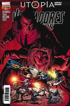 Vengadores oscuros. Reinado oscuro #7