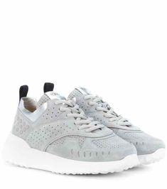 san francisco 558d3 ba517 Suede sneakers  Tods