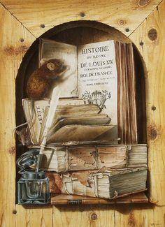 14_LE RAT DE BIBLIOTHÈQUE 27 X 35