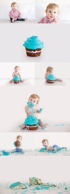 Cake Smash lol