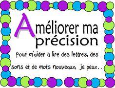Classe de madame Bernice: La Méthode CAFÉ (Les 5 au quotidien)