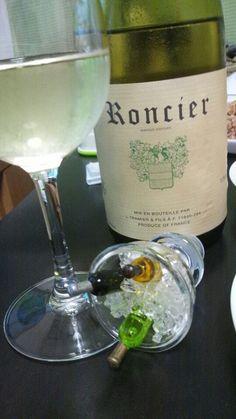 ワイン倶楽部の一本、ロンシエール白