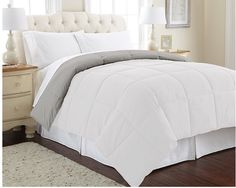 Quilted Microfiber Comforters as low as $18.90 **Today Only** - https://swaggrabber.com/?p=333698