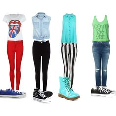 Cute Outfits for High School | fashion look from May 2013 featuring Miss Selfridge blouses ...