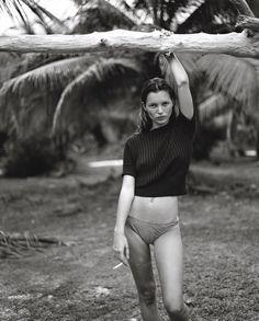 Kate Moss photographiée par Juergen Teller