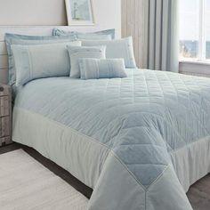 Millie Blue Bedspread