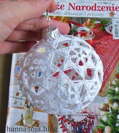 Christmas Balls, Christmas Ornaments, Xmas Baubles, Christmas Crochet Patterns, Thread Crochet, Snowflakes, Nativity, Gingerbread, Holiday Decor