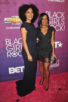 Attend a Black Girls rock event