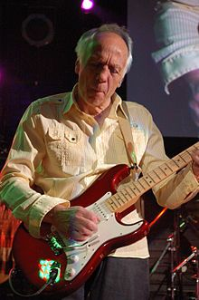 Robin Trower. Amazing to think that he played at Nunthorpe School dance in the mid 70's