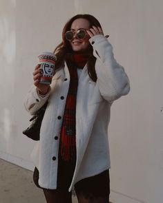 Oat milk latté with 1 pump of peppermint pls 😇🎄✨❤️ what's your order? Peppermint, Milk, Fashion Tips, Fashion Trends, Pumps, Coat, Womens Fashion, Jackets, Outfits