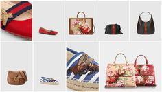 GUCCI Fall Winter 2015 | bags&shoes