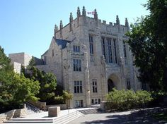 Thorvaldson Building on the University of Saskatchewan campus - Canada