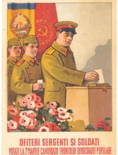 MEMORIA CARTII POSTALE / Propaganda comunista in armata Propaganda Art, Bad Life, East Germany, Communism, Popular, World War I, Eastern Europe, Romania, Nostalgia