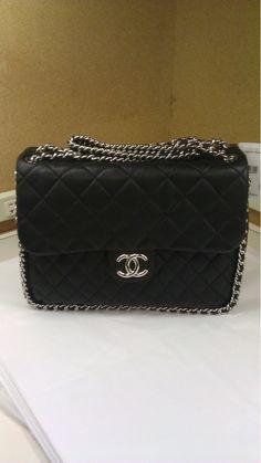667a28962ba2 Chanel Chain Around Bag