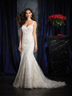 Alfred Angelo 986 at Audras Bridal Gallery