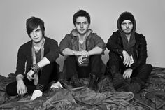 Addicted to this band, new favorite! The Cab.