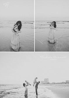 Beach Photographer in located in Santa Rosa Beach, FL   Gulf Shores Alabama Photographer   Lifestyle Family Session © Nichole Burnett Photography   Sun flare   Family posing ideas for the beach   #travelingphotographer