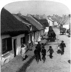 the claddagh, galway city 1901
