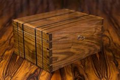 Dovetail box
