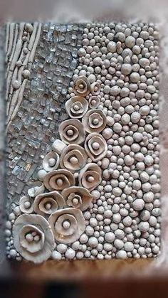Design Discover Discover thousands of images about Bildergebnis für ceramic texture techniques Clay Wall Art Ceramic Wall Art Ceramic Clay Clay Art Clay Texture Texture Art Slab Pottery Ceramic Pottery Clay Projects Clay Wall Art, Ceramic Wall Art, Ceramic Clay, Tile Art, Mosaic Art, Clay Art, Clay Clay, Clay Texture, Texture Art