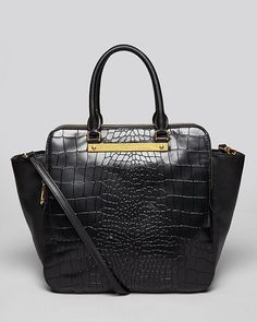 Marc By Jacobs Satchel Goodbye Columbus Croc Bentley 15things Fashion Style