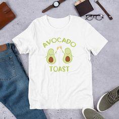 0af598d2ef Cute Avocado T Shirt, Avocado Toast, Avocado Lover Gifts, Avocado Pun Shirt,  Love Avocados, Avocado