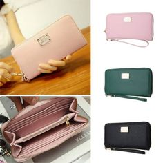 SuoAi Lady PU Leather Zipper Card Holder Phone Bag For under 5.5 inch phone  What does include #goodbuy:  Enjoyable shopping at cheapest prices Best quality goods 24/7 support & easy communication 1 day products dispatch from warehouse Fast & reliable shipment (7-25 business...