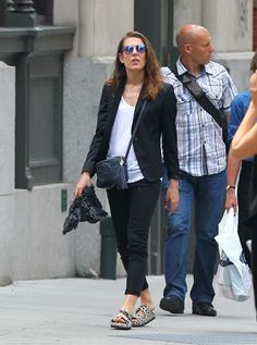 Charlotte Casiraghi in New York