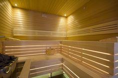 Bio Sauna in NH Hotel Zandvoort, The Netherlands. Designed & Realized by: 4SeasonsSpa (www.4seasonsspa-pro.com)