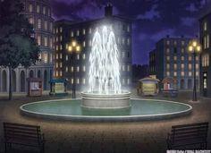 City, Scenery, Background, Anime Background, Anime Scenery, Visual Novel…