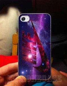 nike logo on galaxy nebula case for galaxy s3galaxy by eiPhonCase, $14.50 #iphone #iphone4 #iphone5