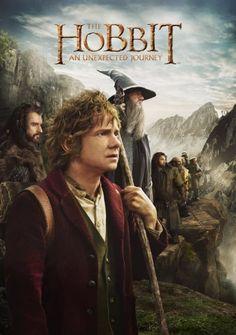 The Hobbit: An Unexpected Journey (plus bonus features): Ian McKellen, Martin Freeman, Richard Armitage, James Nesbitt